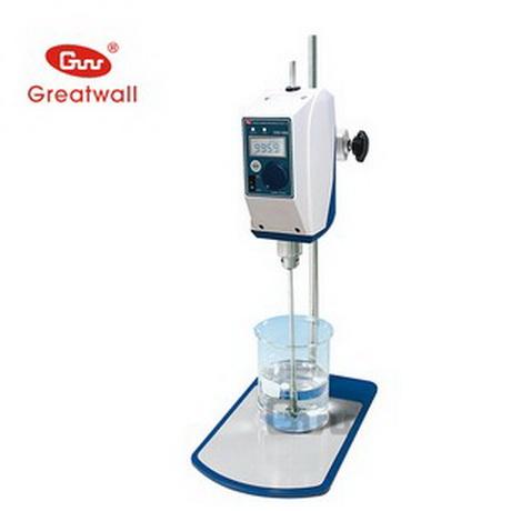 长城科工贸CHS-100D数显顶置式电子搅拌器