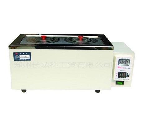 长城科工贸HH-S14单列四孔数显电子恒温水浴锅