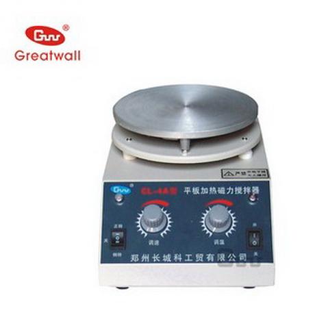 长城科工贸85-2平板磁力搅拌器(加热/不加热)