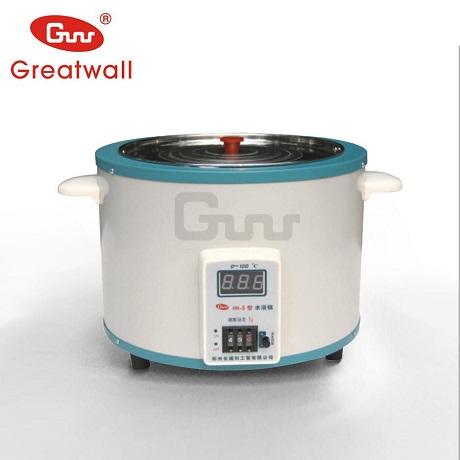 长城科工贸HH-S11单孔数显电子恒温水浴锅