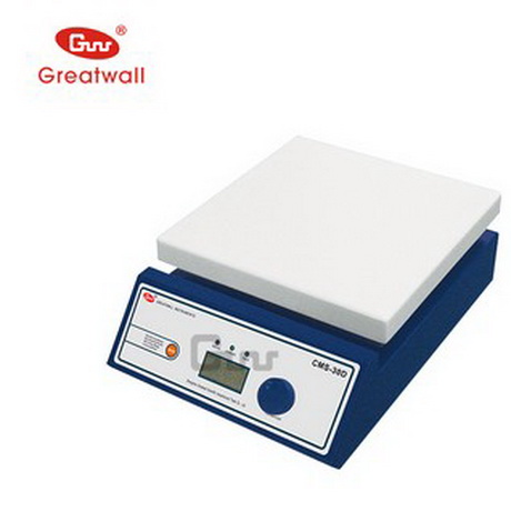 长城科工贸CMS-30D数显加热磁力搅拌器